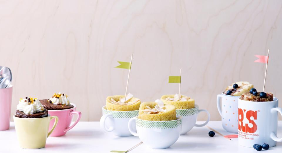 5 conseils pour réussir un mug cake (+ nos recettes)