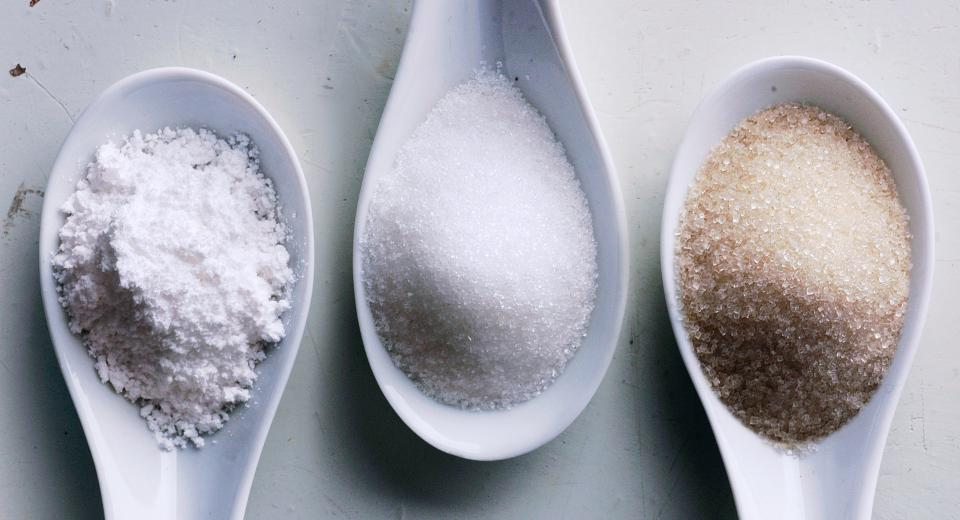 Kies de juiste suiker voor je gebak