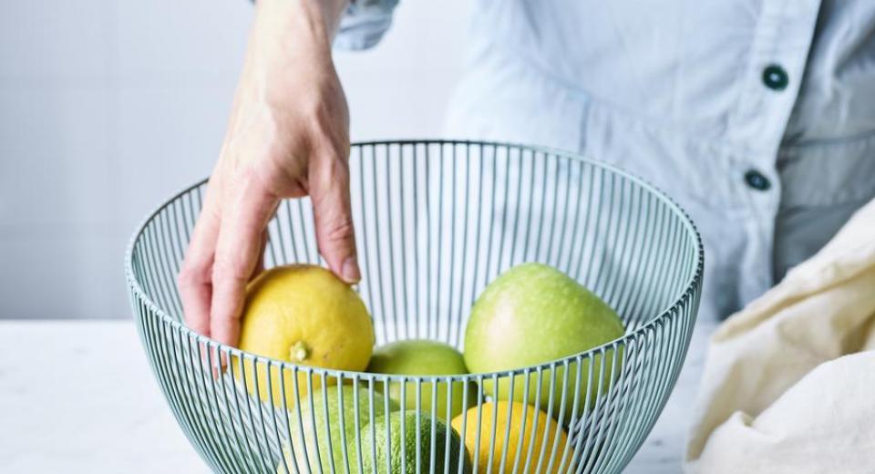 Welk fruit mag samen in de fruitmand, en welk fruit beter niet?