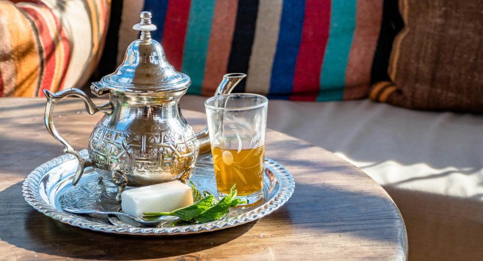 La recette du vrai thé à la menthe