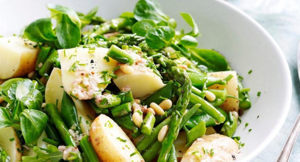 14 zomerse aardappelsalades