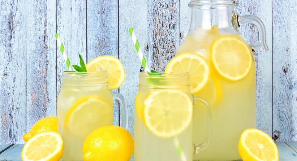 De lekkerste limonade maak je zelf