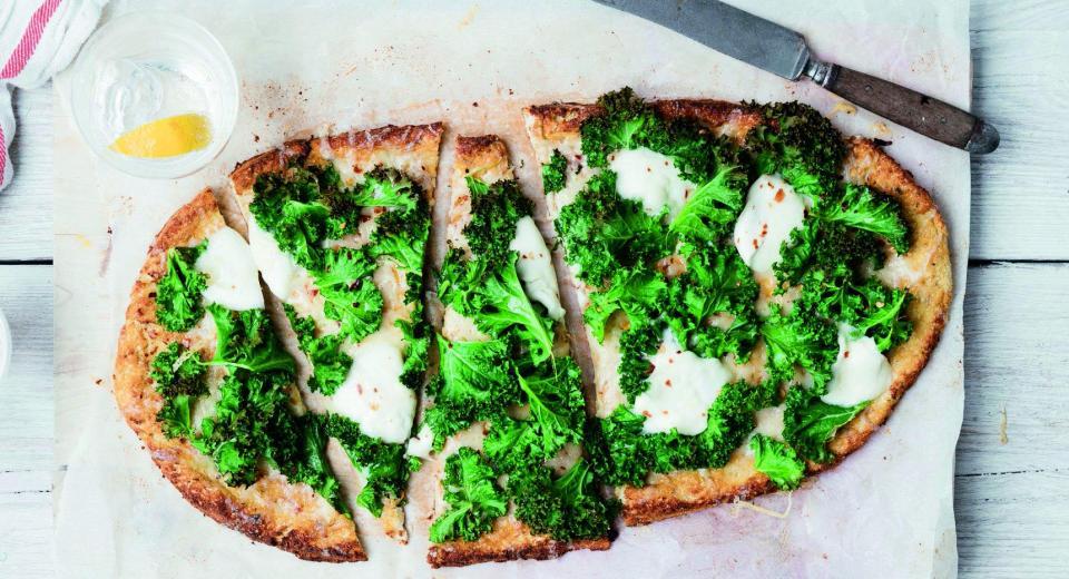 Welke pizza eet ik best: een met een alternatieve bodem, of af en toe een échte pizza?