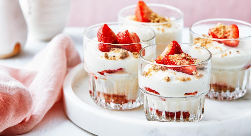 Zo stel je een gezond dessertenbuffet samen