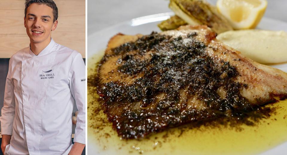 Top Chef 2020 Les Ailes De Raies Au Beurre De Mallory Cuisine
