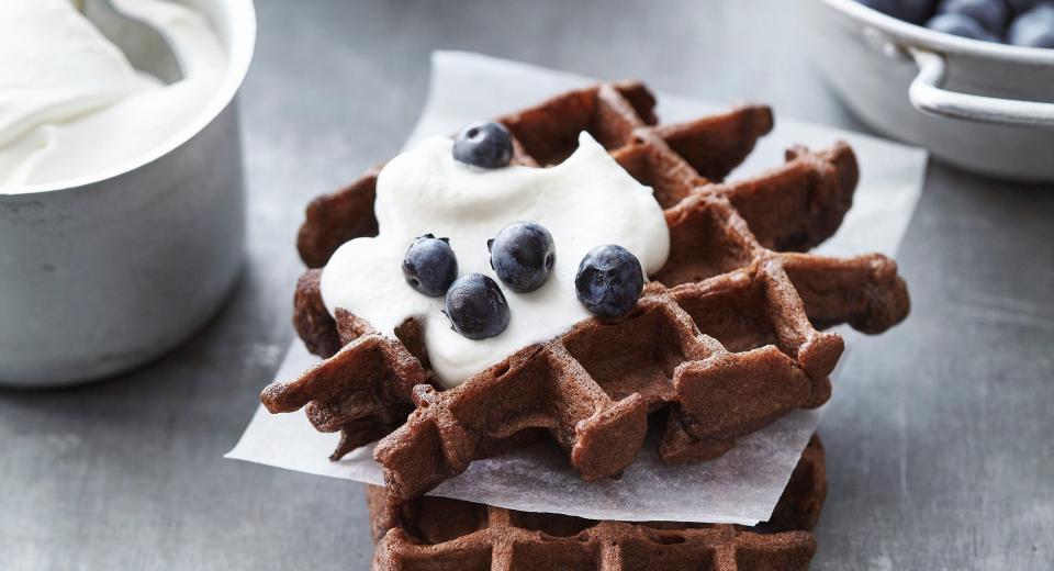Is bakken met cacaopoeder gezonder dan met chocolade?