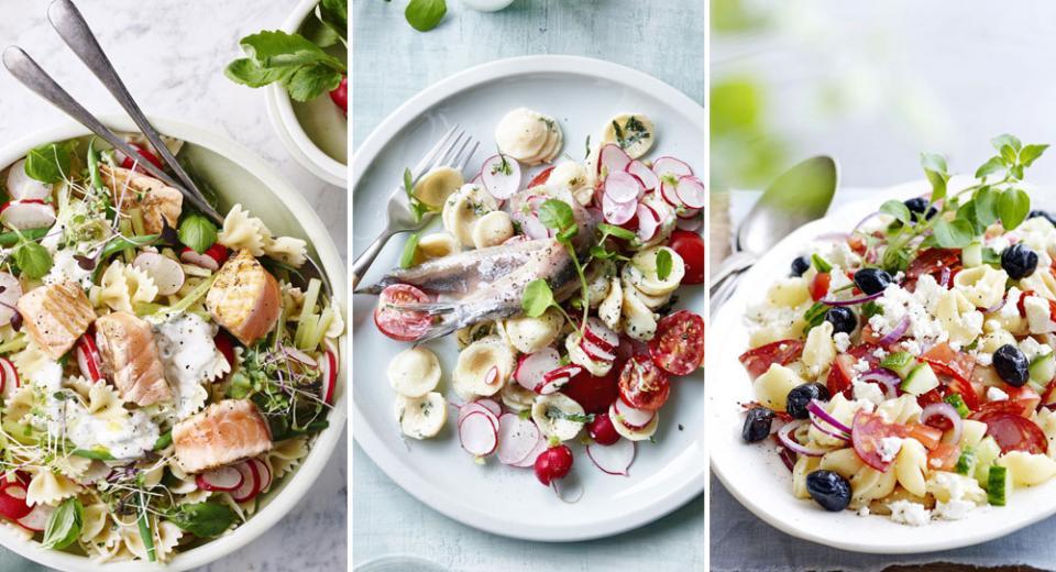 Salade de pâtes: nos meilleures recettes pour l'été