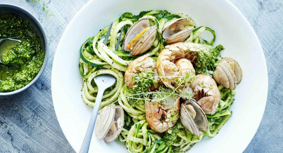 7 recepten met courgetti