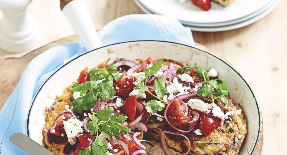 Frittata: 8 recettes pour les beaux jours