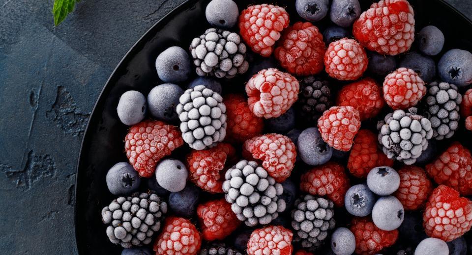 Kun je ook confituur maken van diepvriesfruit?