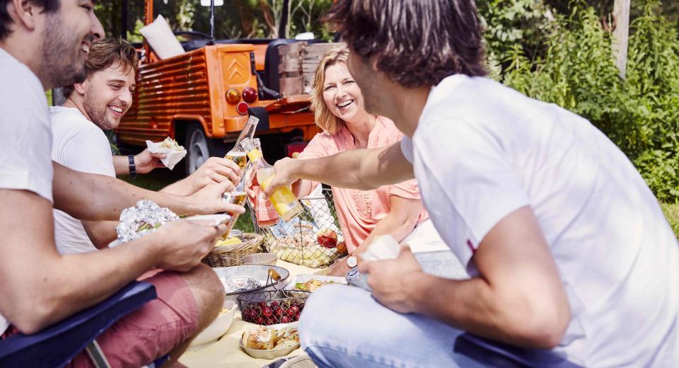 Handige picknicktips en stoere recepten van Ilse D'hooge