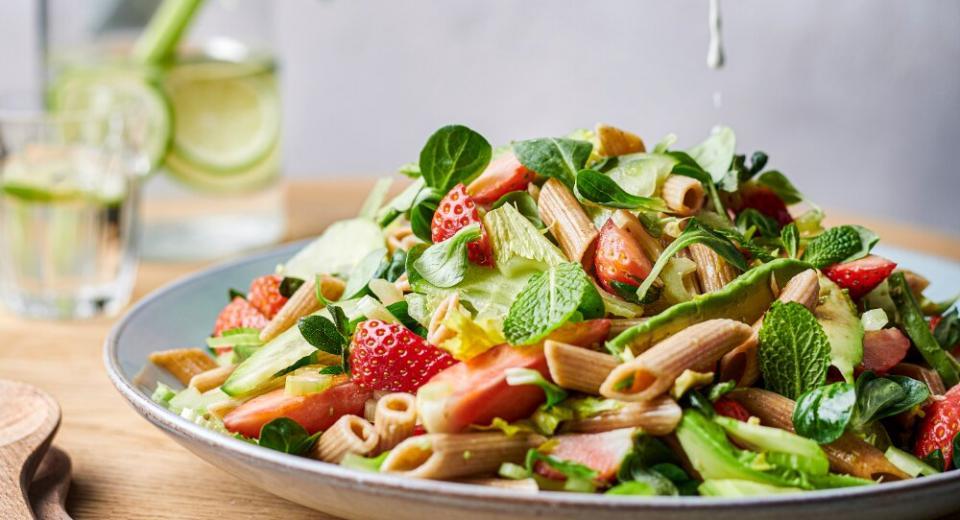 10 vegetarische pastasalades