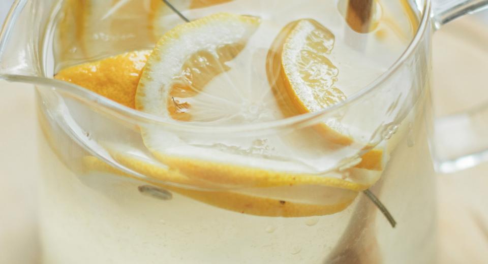 8 limonades ultra rafraîchissantes pour l'été