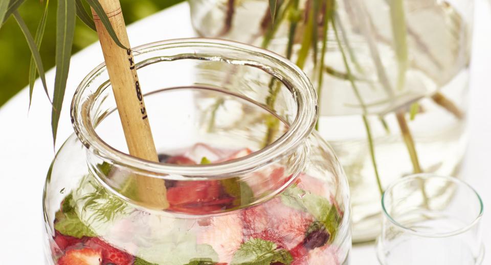 Drankjes met aardbei voor een heerlijk zoete zomer