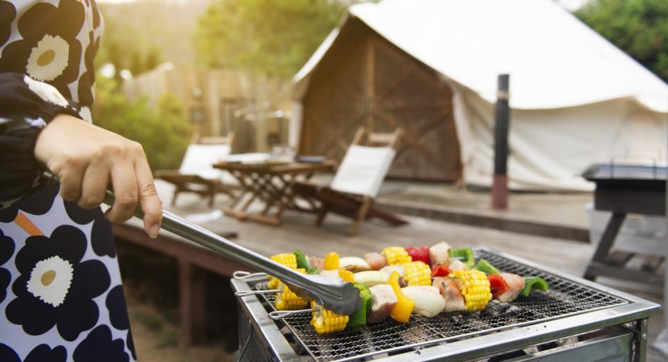 Wat mag niet ontbreken in mijn campingkeuken?