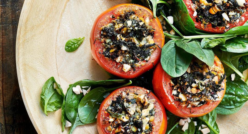 12x gevulde tomaat