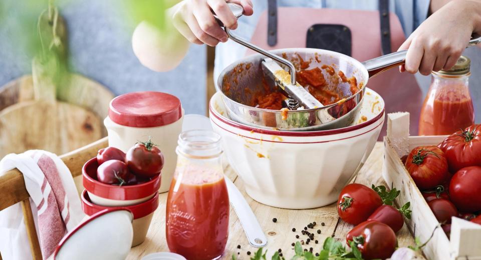 Tomaten bewaren: 12 recepten