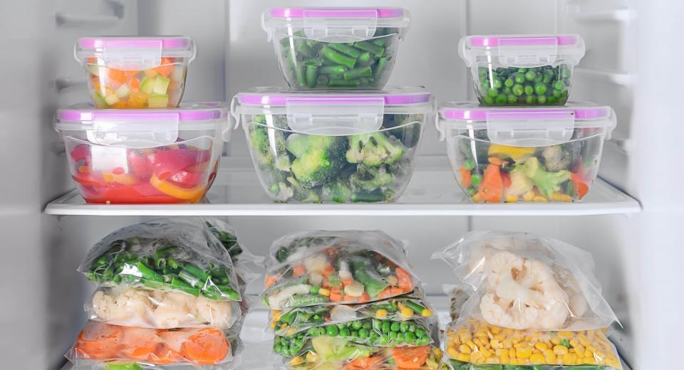 4 conseils de base pour congeler et dégeler des aliments