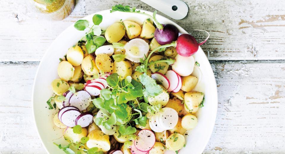 5 conseils pour réussir une salade de pommes de terre