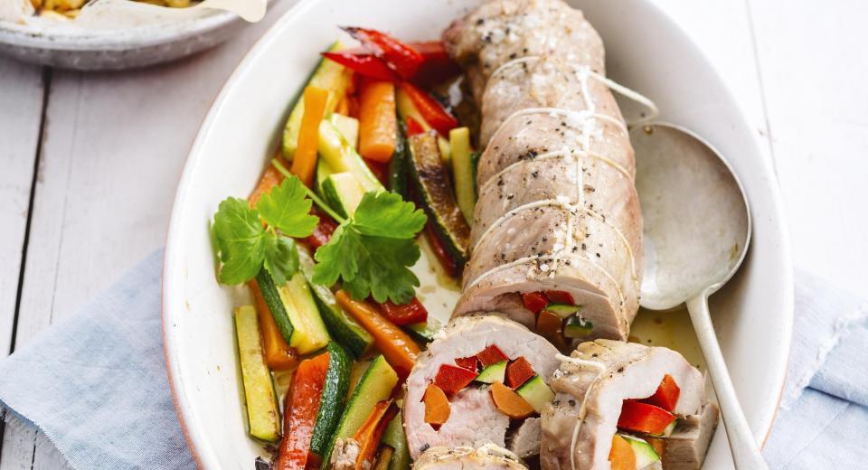Past varkensvlees in een gezond voedingspatroon?