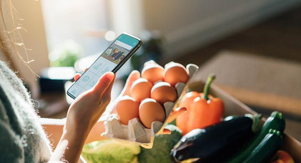 Top 8 des applications food à votre service