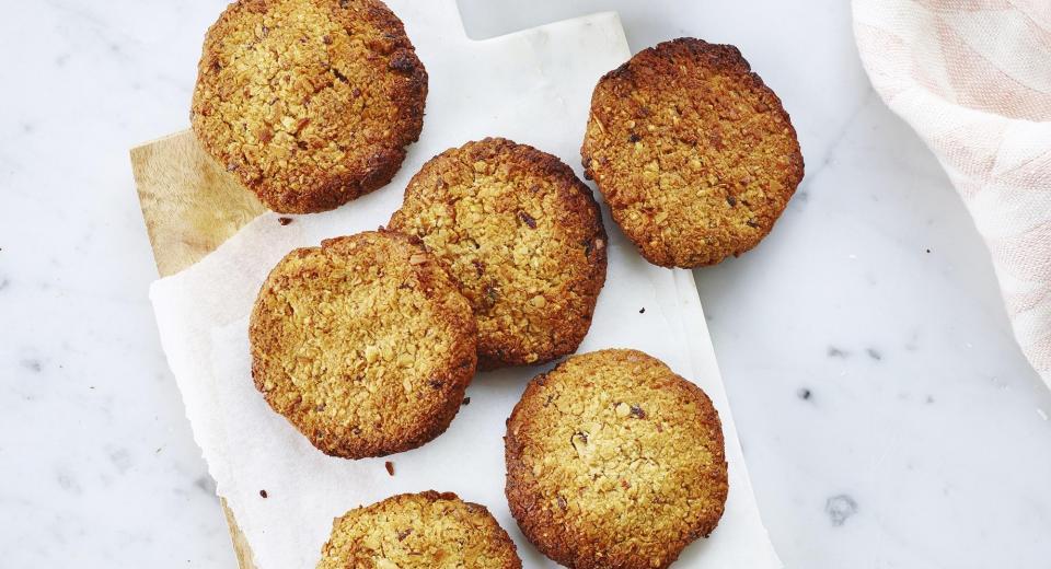 Deze makkelijke koekjes bak je probleemloos zelf
