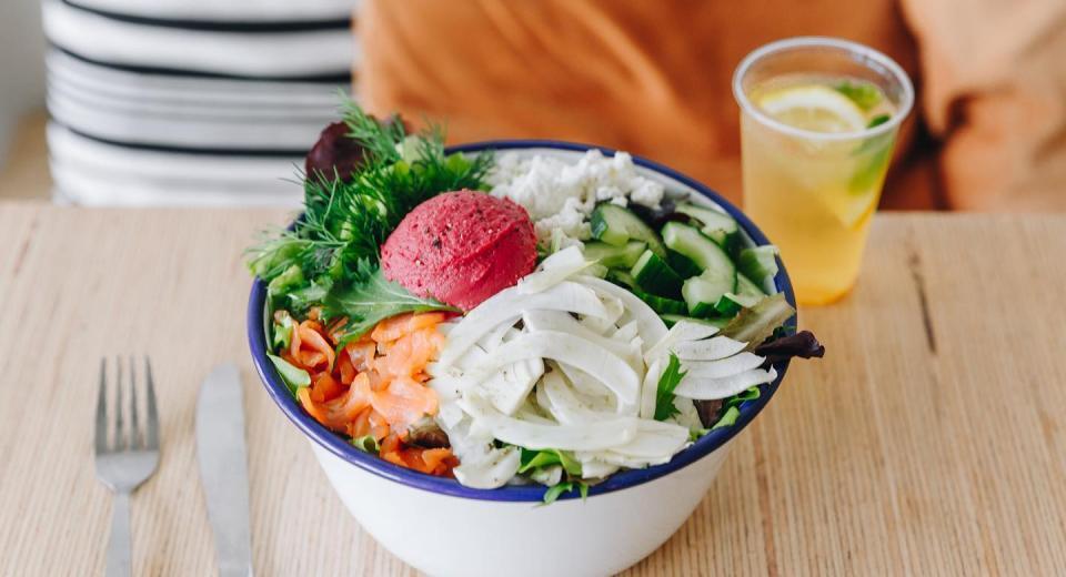 8 bonnes adresses pour un lunch healthy à Bruxelles