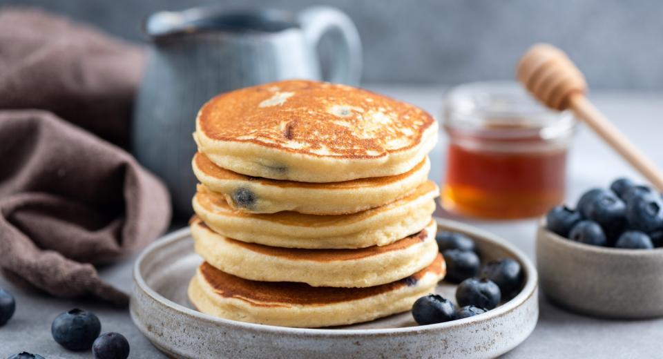 Nos meilleures recettes de pancakes pour le brunch
