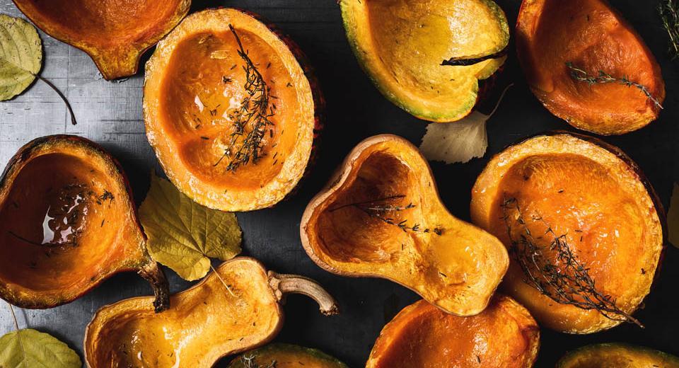 Butternut, potiron, pâtisson... Apprenez à différencier les courges pour mieux les cuisiner