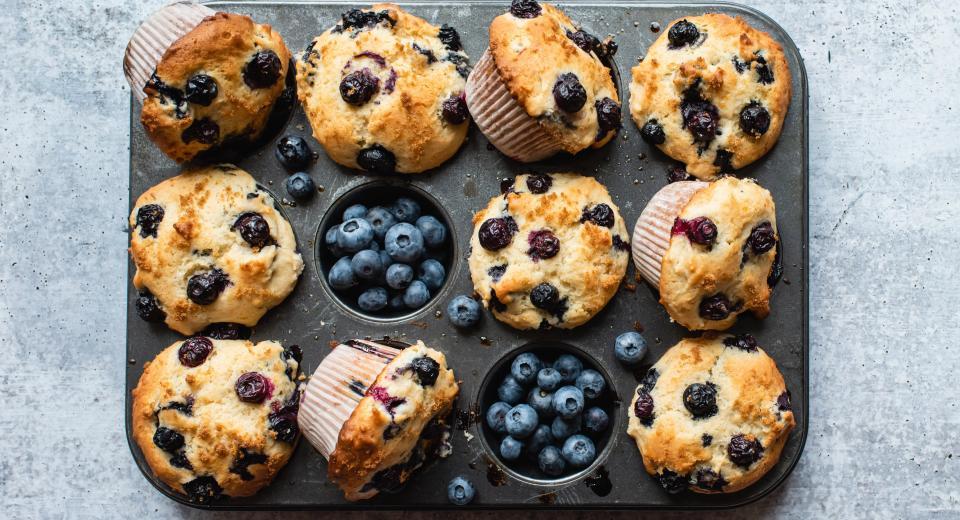 Muffins en folie: nos meilleures recettes pour le goûter