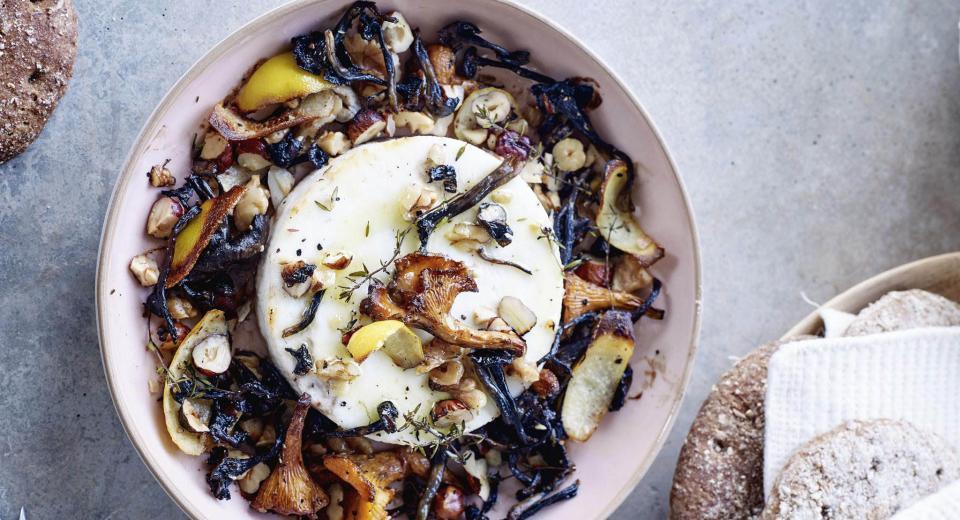 26 recettes d'automne pour les fans de champignons