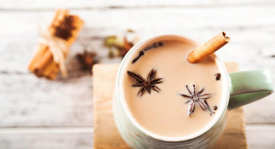 Comment préparer du chaï latte?