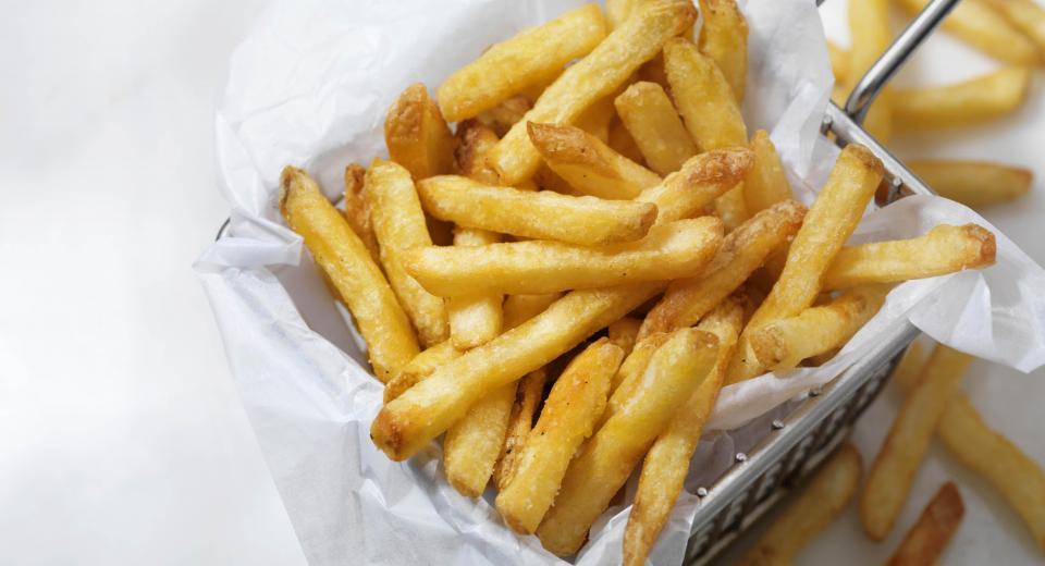 Avec ces plats, les frites sont incontournables!
