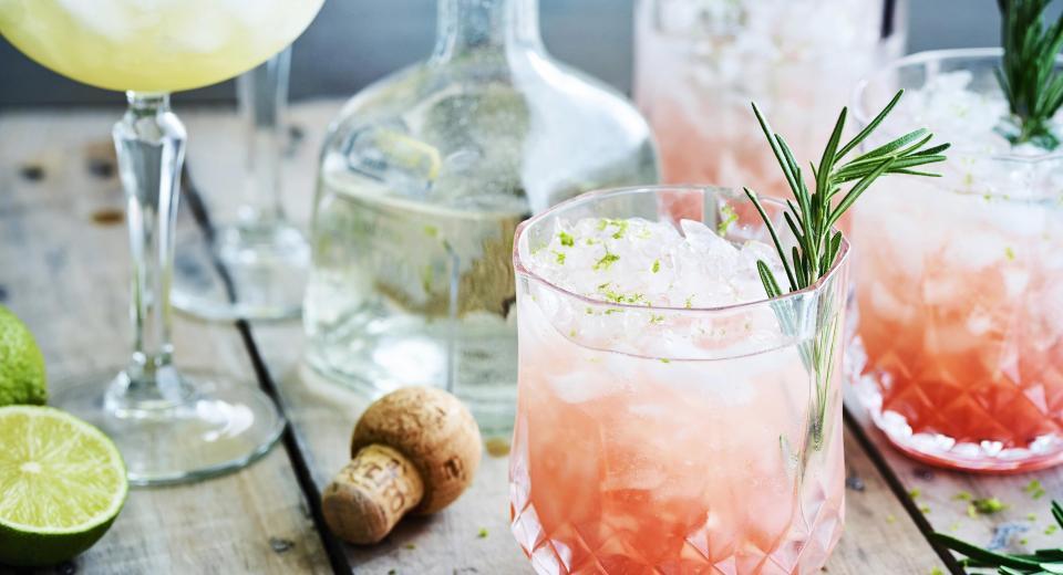 Kies het juiste cocktailglas