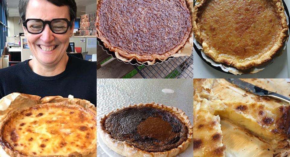 La tarte au sucre de Fifi: vos versions succulentes de ce dessert de légende