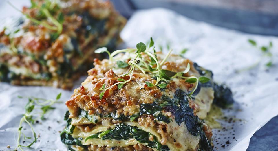 Lasagnes: nos meilleures recettes à base de viande