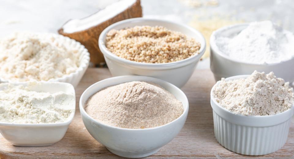 Quelles farines ne contiennent pas de gluten?