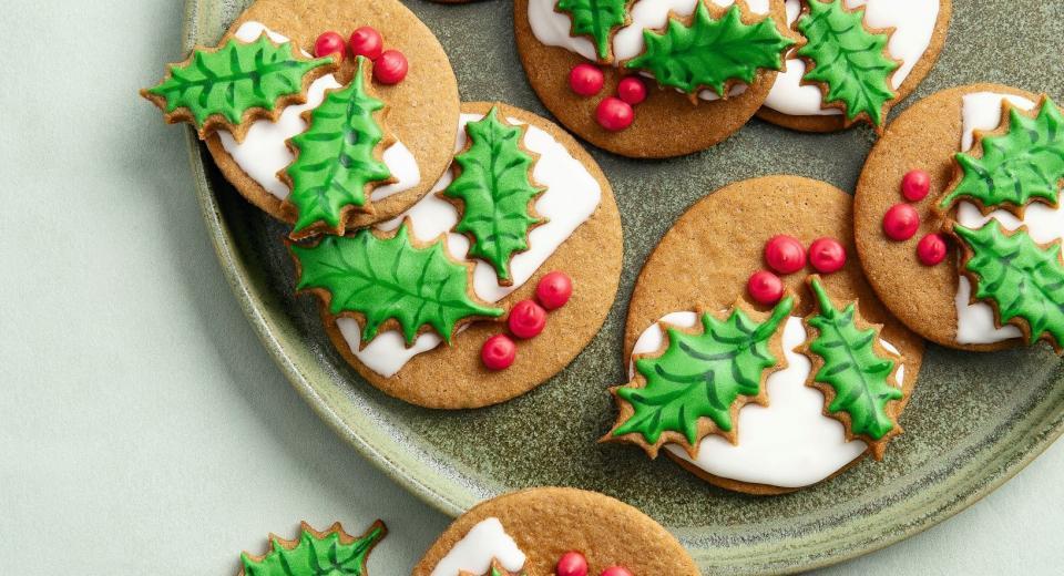 Zo maak je de mooiste kerstkoekjes