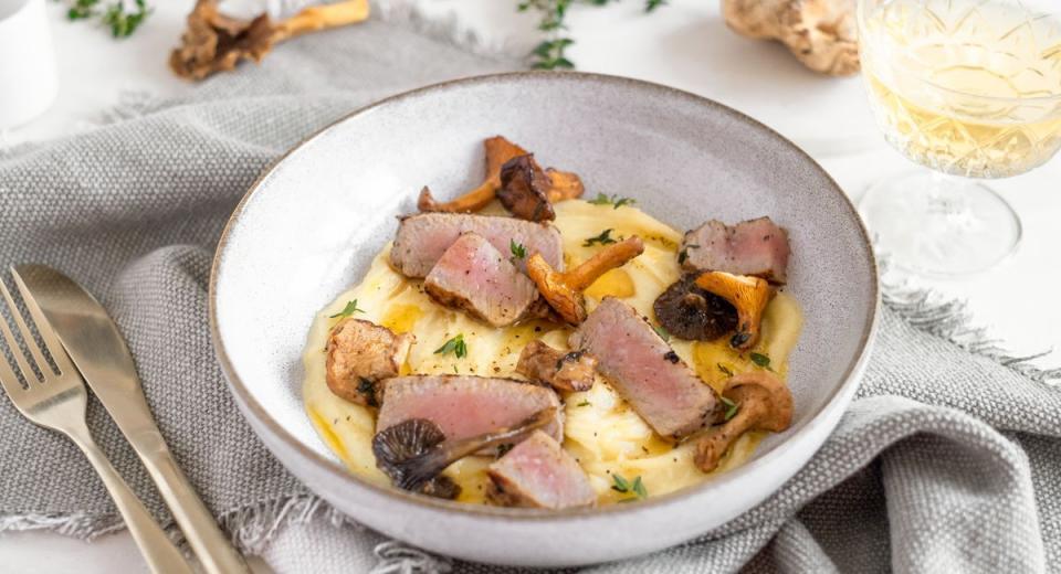 Drie foodies bedenken creatief feestrecept met kalfsvlees