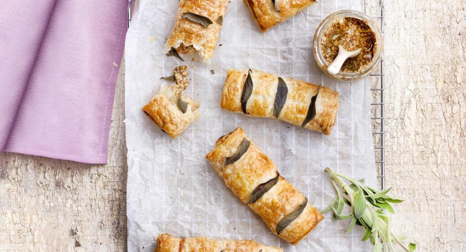 Verloren maandag: worstenbrood en appelbollen!