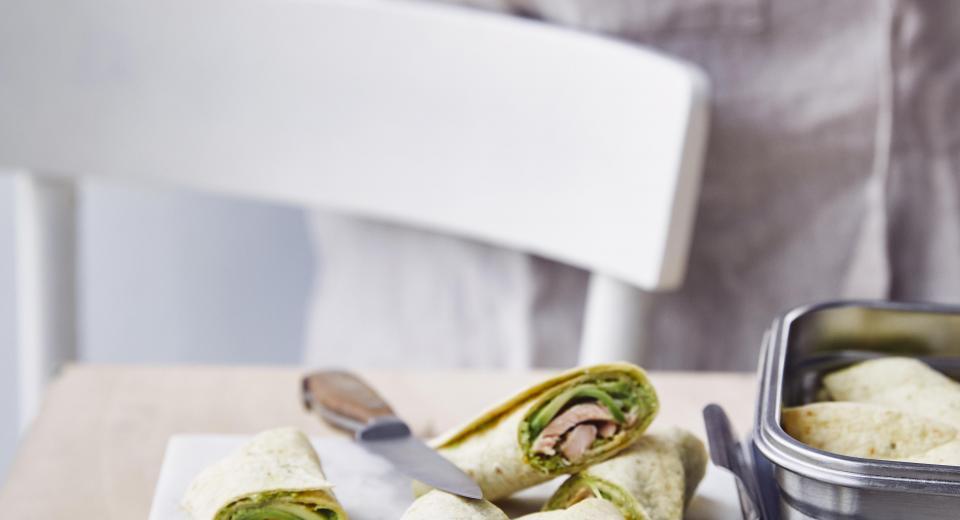 Een gezonde lunch maken? Zo doe je het