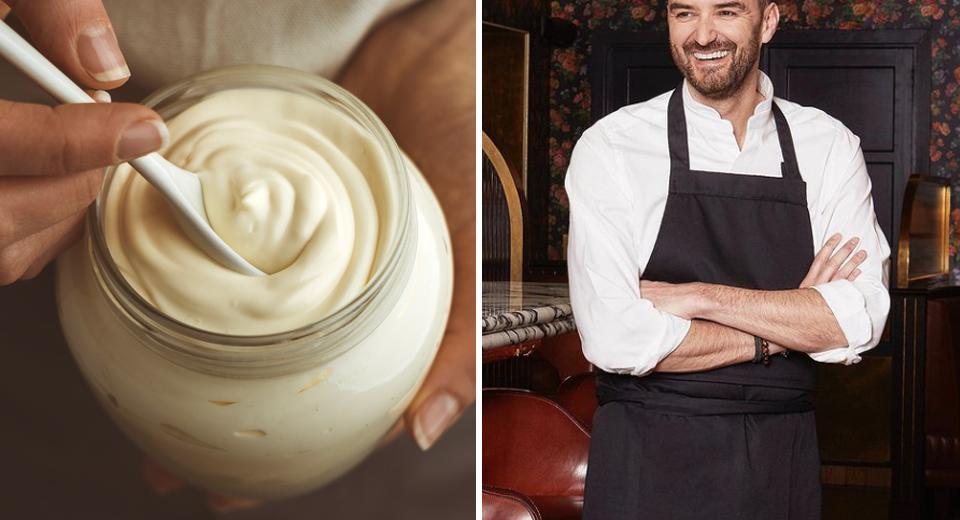 Mayonnaise maison: la recette de Cyril Lignac et ses astuces pour l'alléger