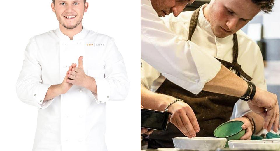 Le candidat belge de Top Chef est Bruxellois!
