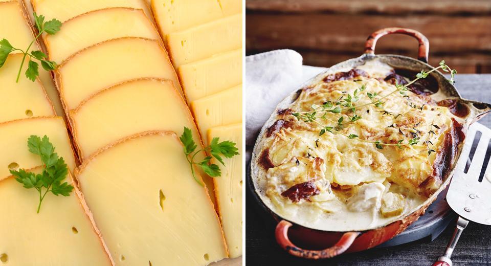 16 recettes pour liquider vos restes de fromages à raclette