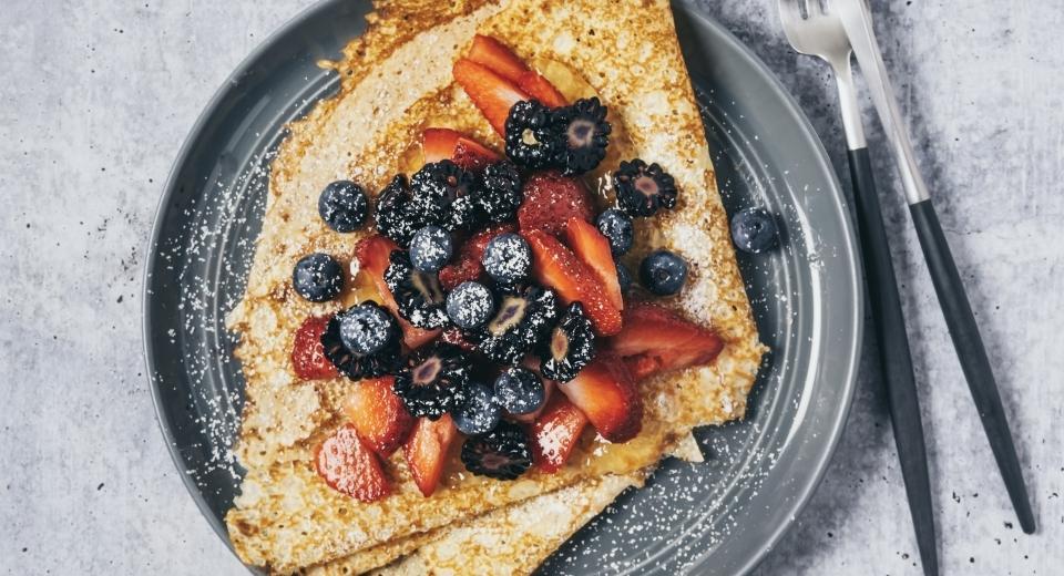 De perfecte pannenkoeken: zo mislukken de jouwe nooit meer!