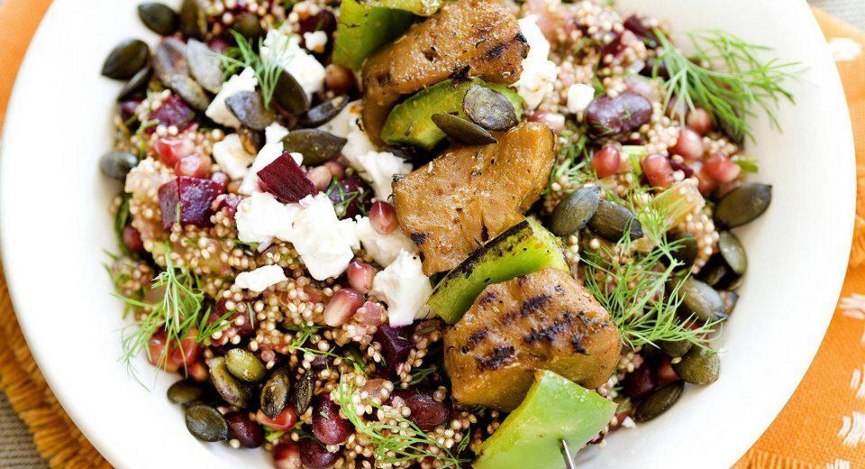 Dagen Zonder Vlees: 28 x heerlijk veggie