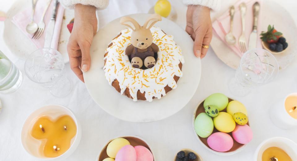 Pâques: tout le monde va adorer ces desserts