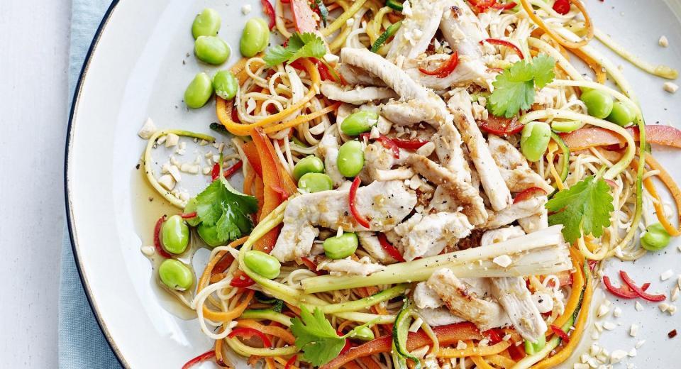 Salades zonder sla: 25 vullende recepten