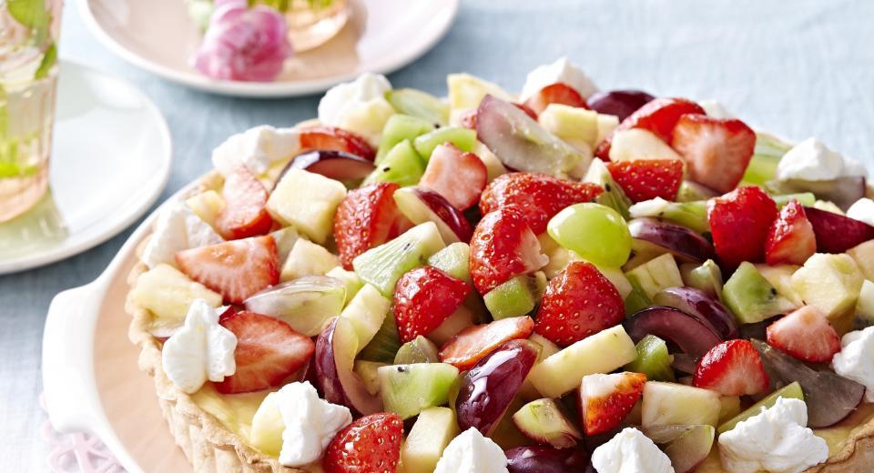 Fruittaarten voor Moederdag
