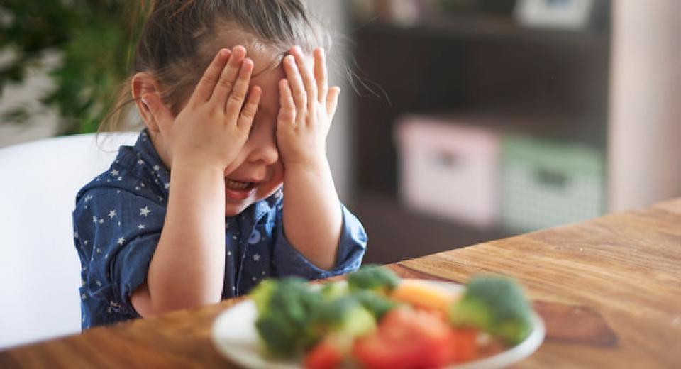 10 astuces pour que vos enfants mangent des légumes (avec plaisir!)
